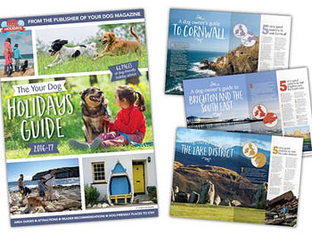 The Your Dog Holidays Guide 2016-17