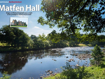 Review of Matfen Hall
