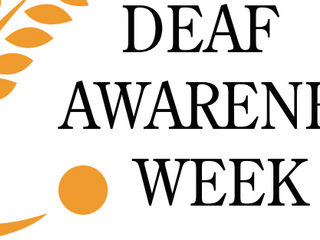 HearingLossHour and Deaf Awareness Week