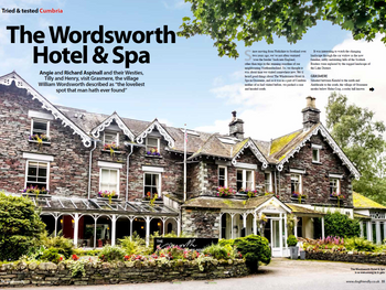 The Wordsworth Hotel and Spa - A review