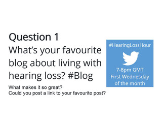 #hearinglosshour June's questions