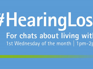 New look for #hearinglosshour