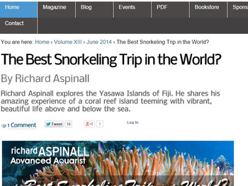 Best snorkelling trip in the world?