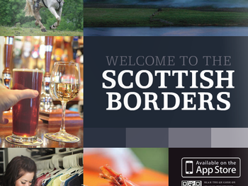 Visitors' Guide to the Scottish Borders