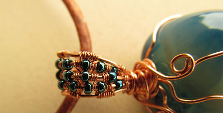 Wire Wrapped Collection
