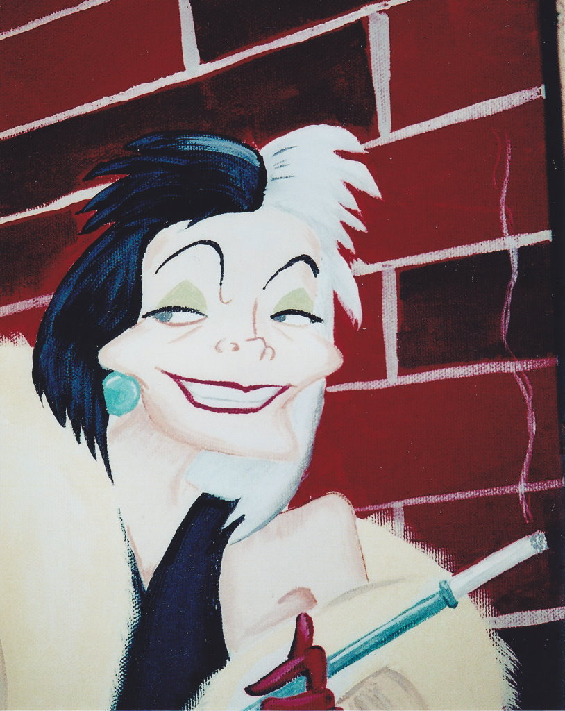 Cruella, private collection