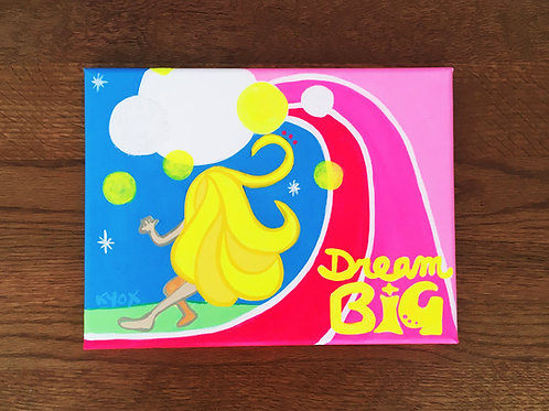 【Original-原画】Dream Big        Mini