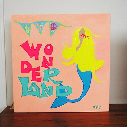 【Original-原画】Wonderful Wonderland