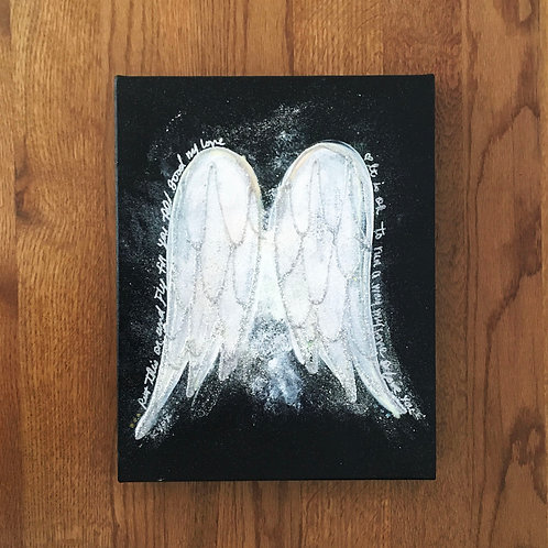 【Original-原画】Angel Wing - RunAway