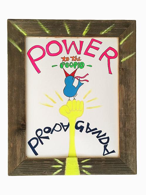 【Original-原画】The Power