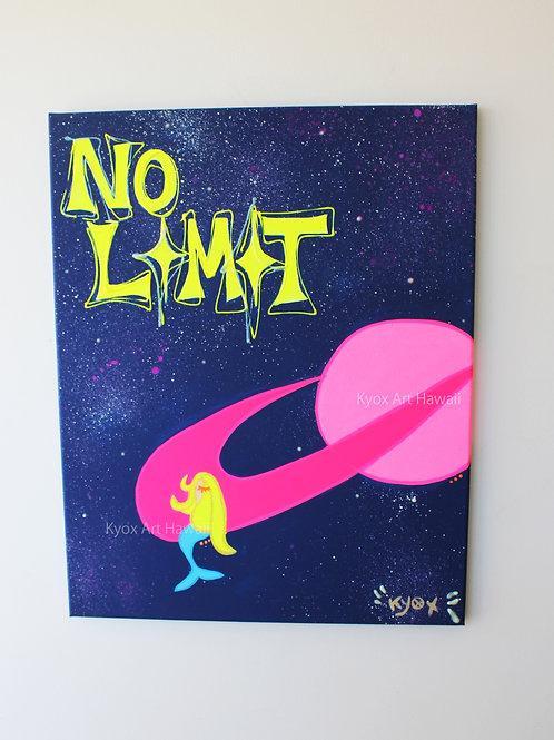 【Original-原画】No Limit