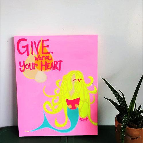 【Original-原画】Give