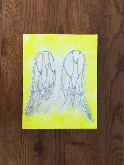 【Original-原画】Angel Wing - Light