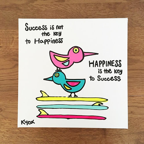 【Original-原画】Happiness and Success
