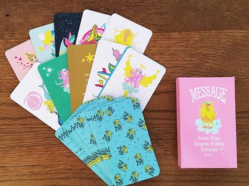 【再入荷】Restocked! Message Cards from an Angel& Friends