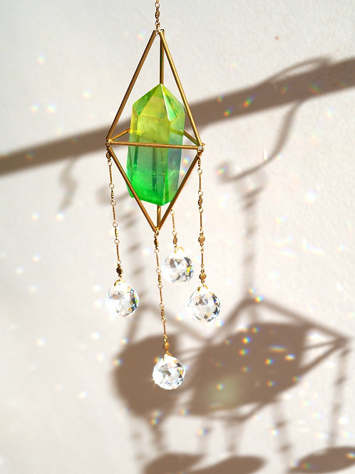 【Sun Catcher/サンキャッチャー】15) Key Lime