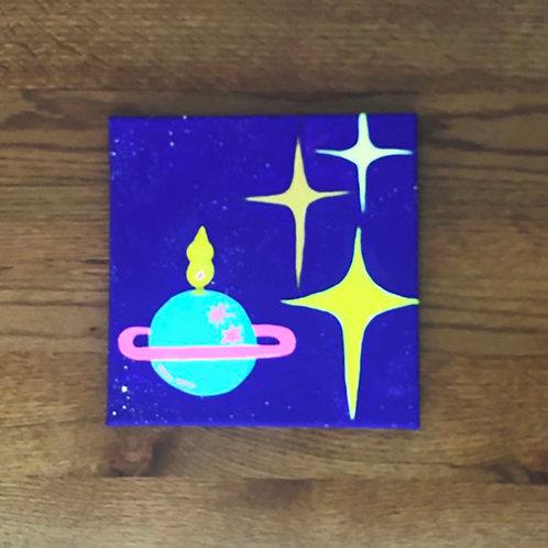 【Original-原画】Universe + Private Message(プライベートメッセージ)