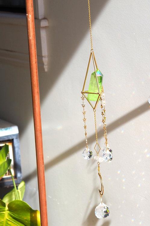 【Sun Catcher/サンキャッチャー】12) Lime