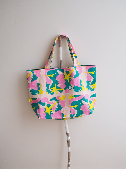 My Heart is Paradise!   Tote Bag (L)