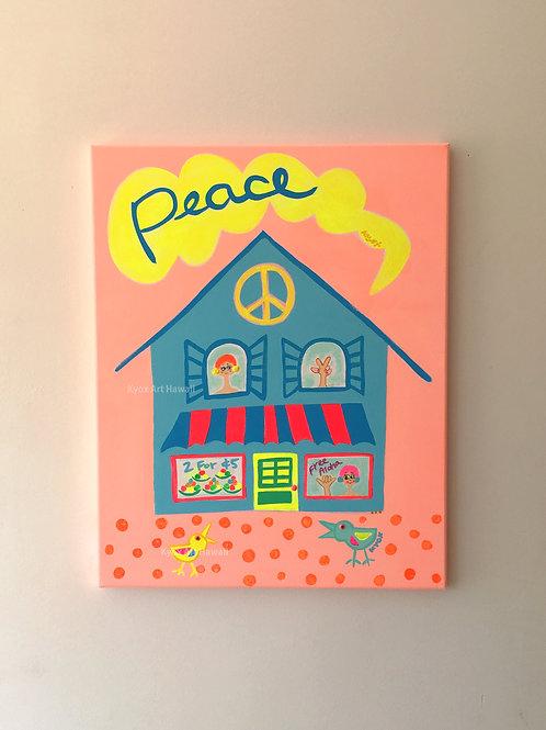【Original-原画】House of Peace