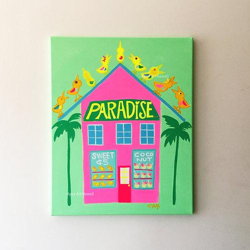 【Original-原画】House of Paradise