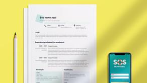 2 templates GRATUITOS de currículos para você arrasar nos processos seletivos