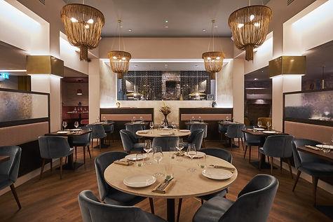 Kahani, Belgravia London   ASTRID Design & Build