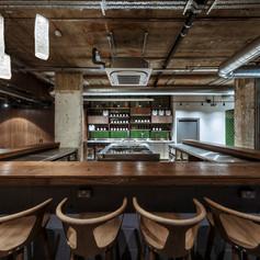 Tayer + Elementary, London | Astrid Design and Build Ltd