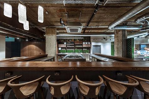 Tayer + Elementary, Old Street, London   ASTRID Design & Build