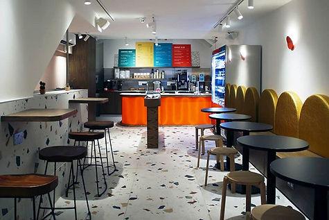 Yeda, Covent Garden, London   ASTRID Design & Build