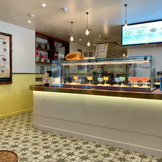 Old Chang Kee, Goodge Street, London | Astrid Design and Build Ltd