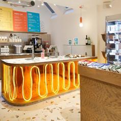 Yeda, Covent Garden | Astrid Design and Build Ltd