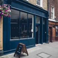 Rök Shoreditch, London | Astrid Design and Build Ltd
