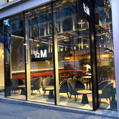 Half Million, Holborn, London | Astrid Design and Build Ltd