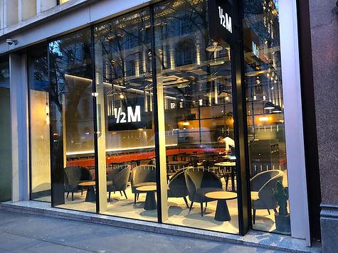 Half Million, Holborn London   ASTRID Design & Build