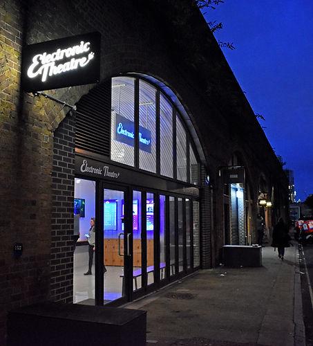 Electric Playbox, Southbank London   ASTRID Design & Build