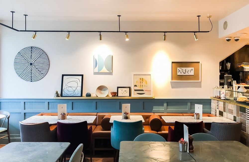 Commercial Project: FEGO, in Cobham, London
