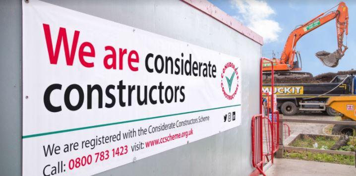 ASTRID Design & Build | Considerate Constructors
