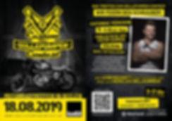 Motorradtreffen in Beelen am 18. August 2019 Das Event zum Custom Bike Güllepumpen Contest