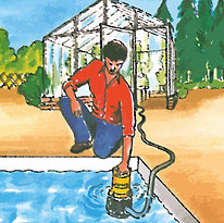 Jung Sump pump illustration gardenhouse