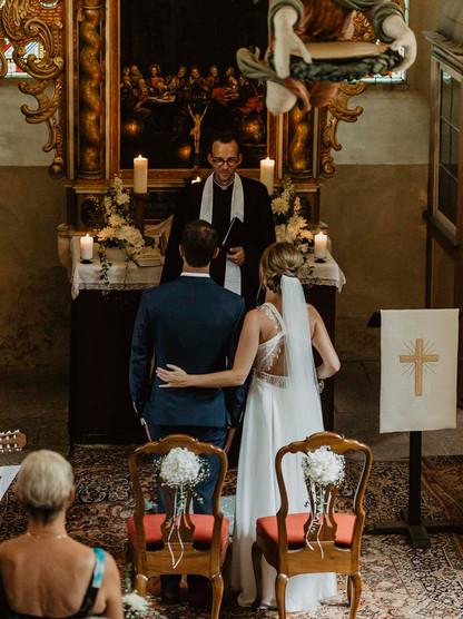 Altmark Hochzeit - Gut Zichtau, natürliche Hochzeitsfotografie Altmark