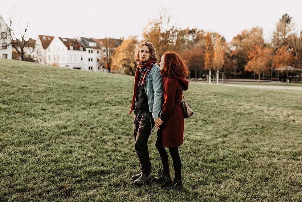 Paarshooting Bremen, natürliche Paarfotografie Bremen