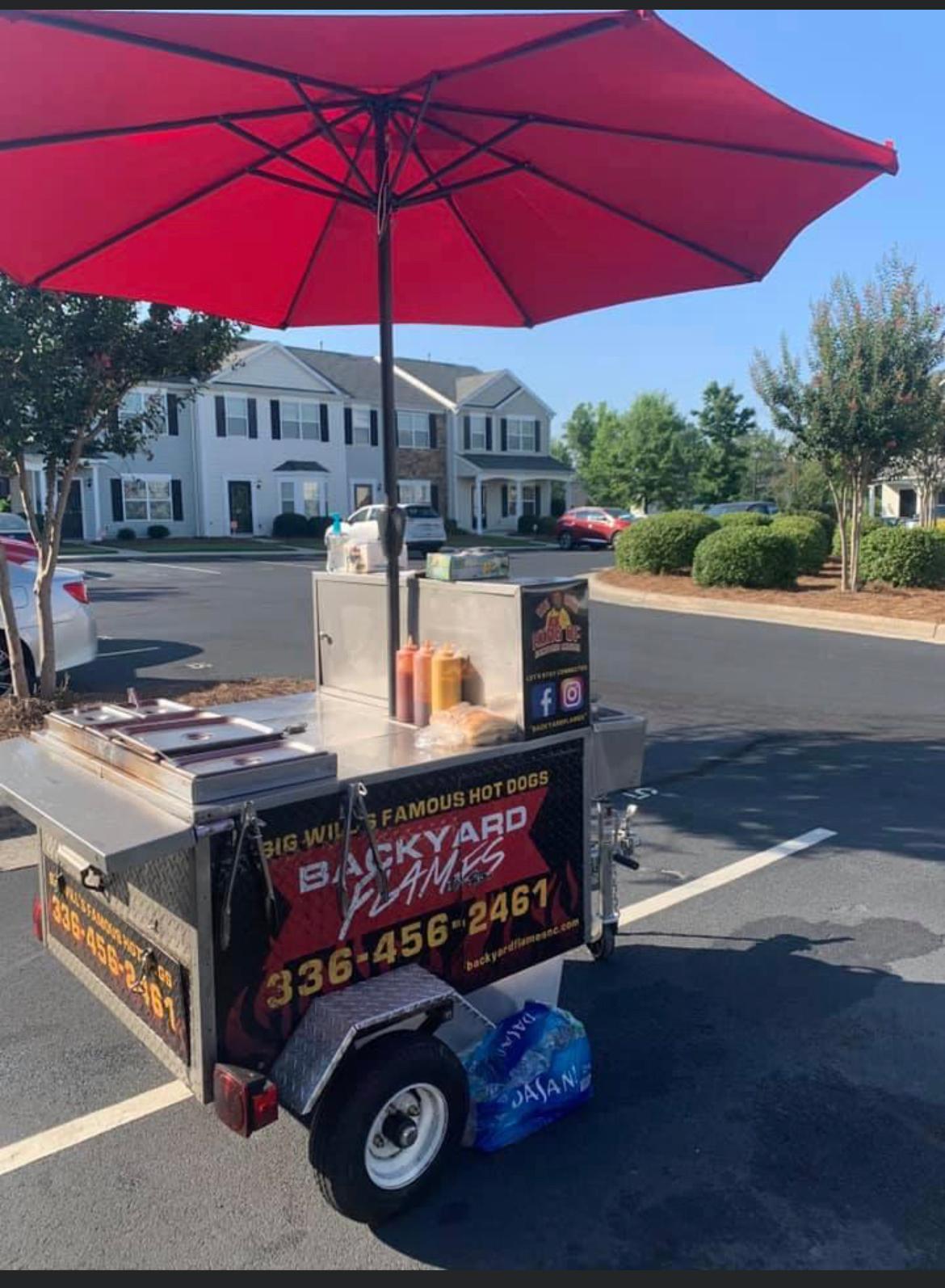 HotDog Cart Catering