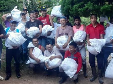 BTLP  Humanitarian Work for Hurricane Iota