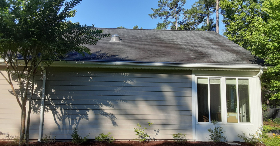 Roof Cleaning Murrells Inlet-Before