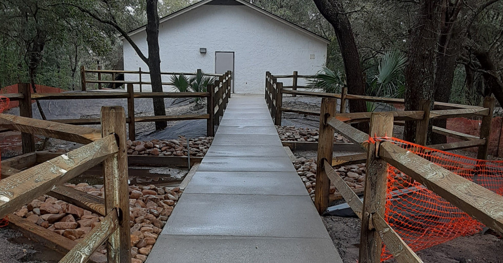 CONCRETE CLEANING-AFTER