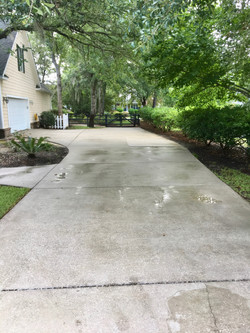Driveway Cleaning in Pawleys Island