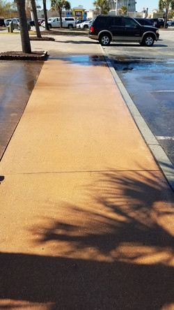 Concrete Cleaning in Myrtle Beach