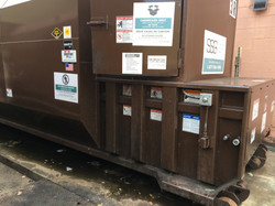 Compactor Equipment Cleaning (only)