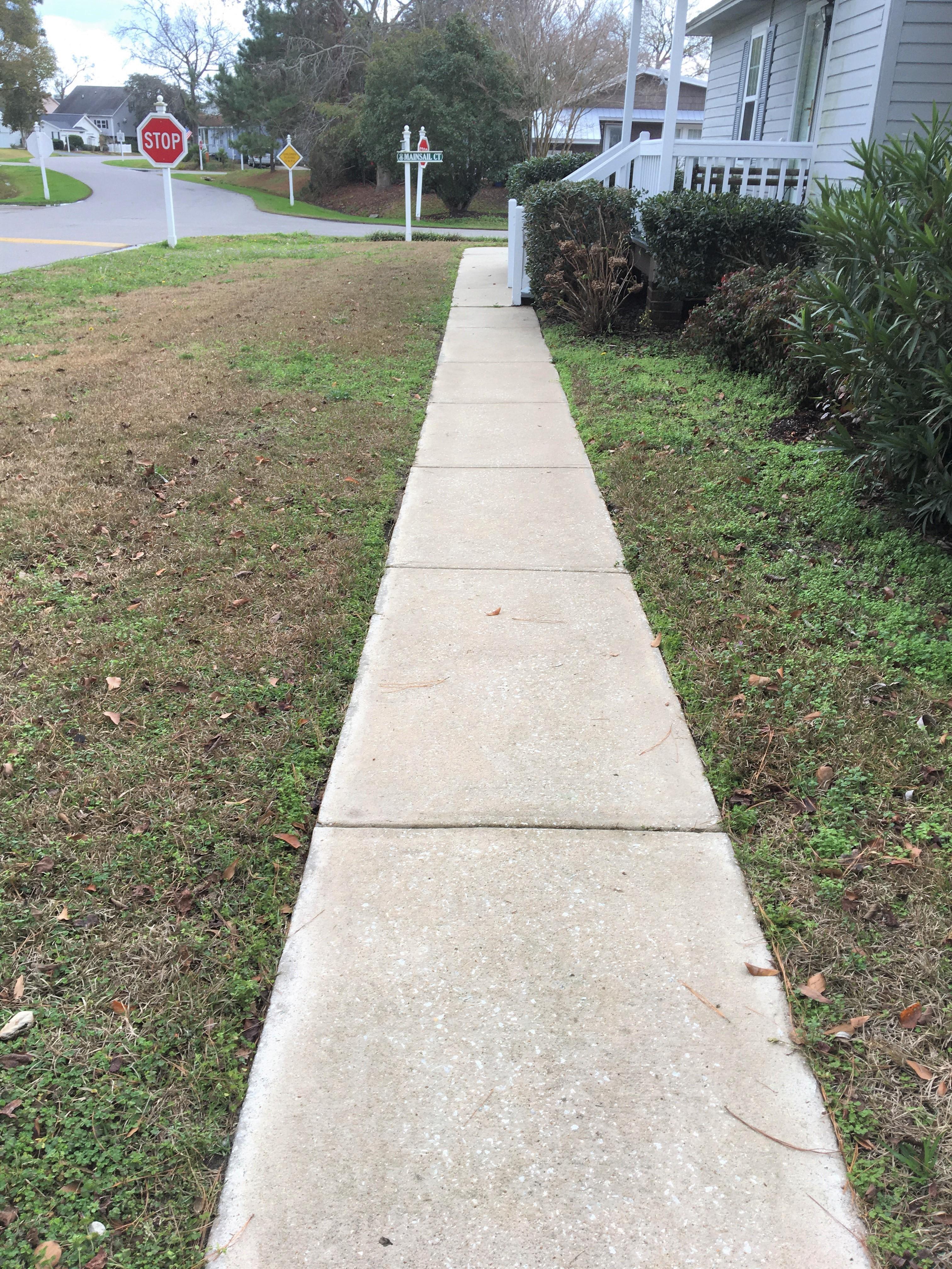 Walkway Cleaning in Garden City
